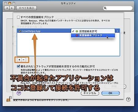 Macのファイアウォールを使用してセキュリティを強化する方法 Inforati 3