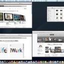 ディスプレイ全体のスクリーンショットをMacのキャプチャ機能で撮る方法