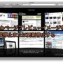 Mac Safariが作成するサイトのプレビュー画像を、作成停止または自動更新停止する裏技