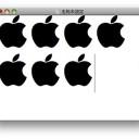 アップルマークを入力できるMacのキーボードショートカット