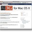 Mac OS Xから、NTFSのWindowsのボリュームに書き込みができるようにする方法